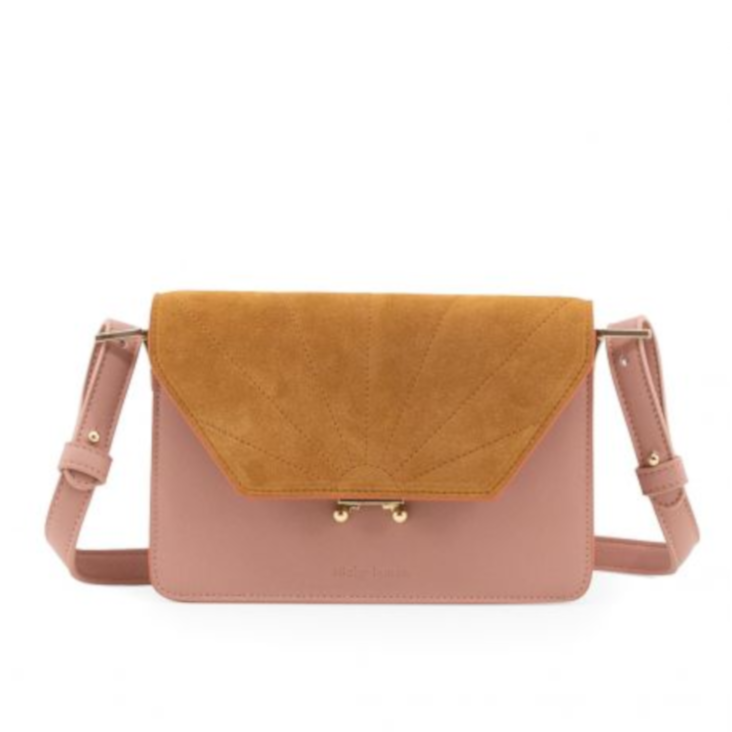 Sticky Lemon Sis Shoulder Bag Dusty Pink