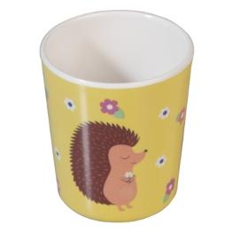 Melamin Becher Honey der Igel