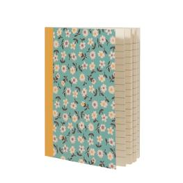 Notebook A6 Blumen