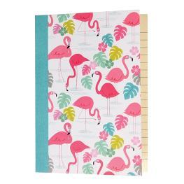 Notebook A6 Flamingo Bay