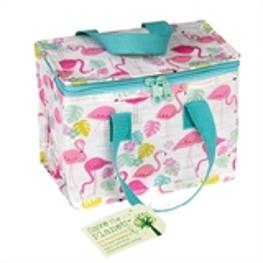 Lunch Bag Flamingos