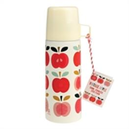 Thermosflasche mit Becher Vintage Apple