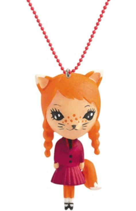 Halskette Lovely Charms Cat