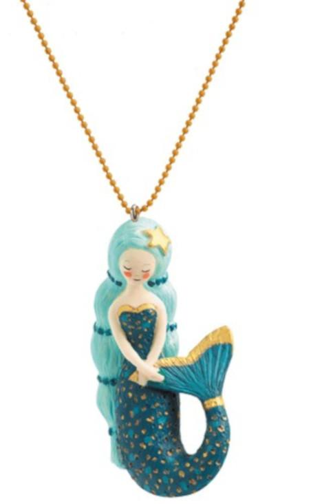 Halskette Lovely Charms Mermaid