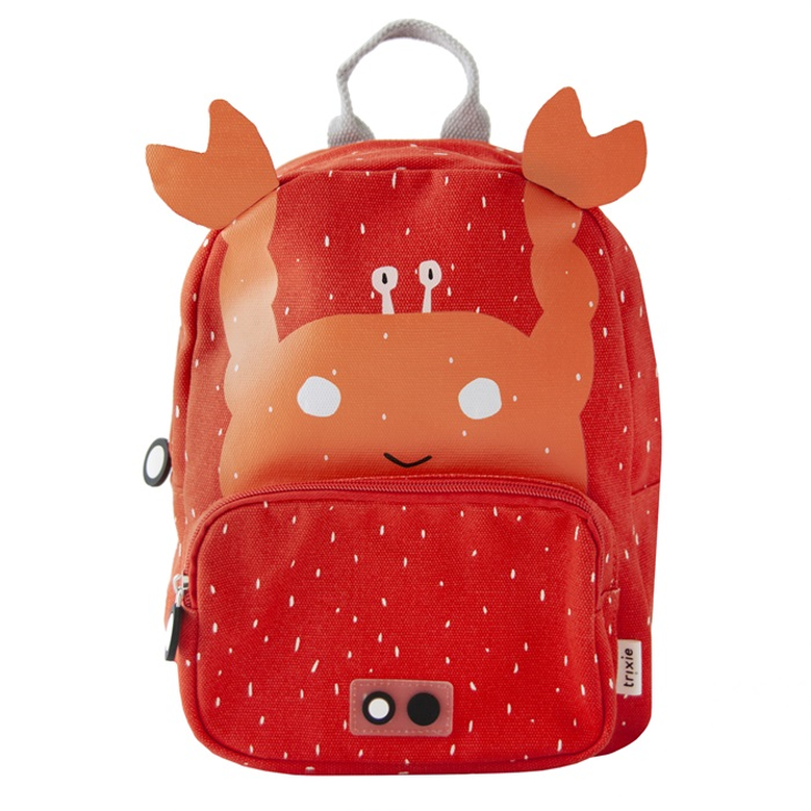 Kinderrucksack Mrs. Crab