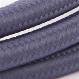 Textil-Lampenkabel 3m purple