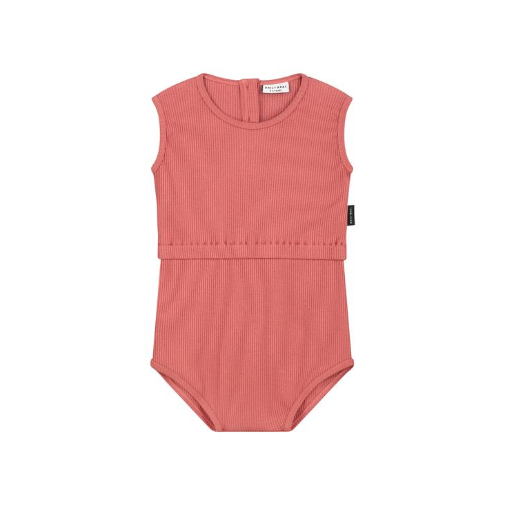 Jixy Playsuit Marsala