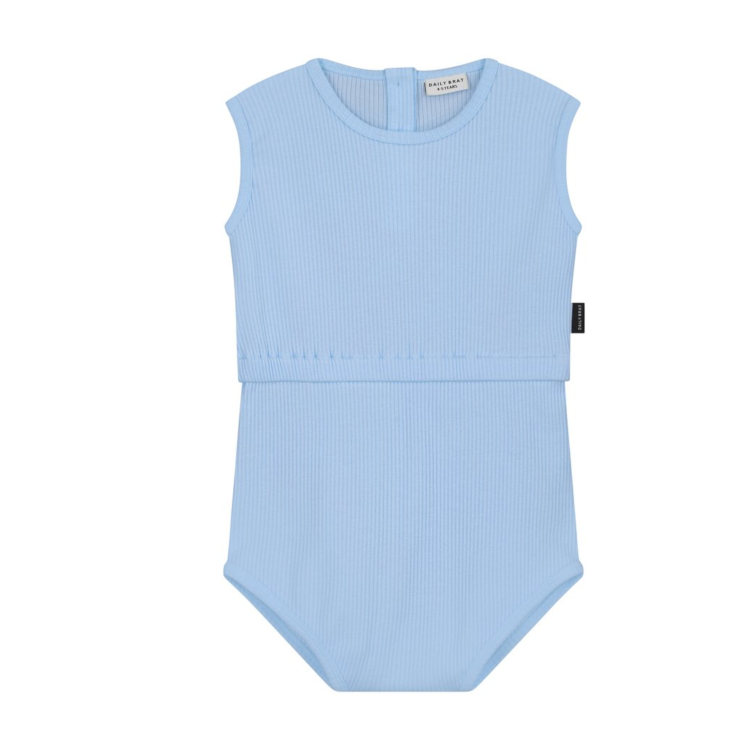 Jixy Playsuit Serenity Blue