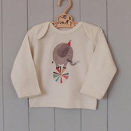 Sweatshirt Elefant