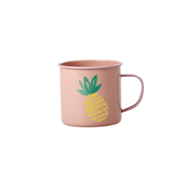 Tasse Emaille Ananas