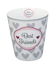 Tasse Happy Mug Best Friends