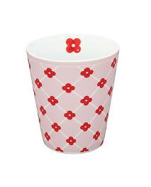 Tasse Happy Mug Blumen