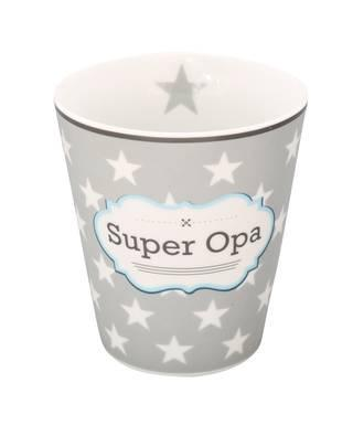 Tasse Happy Mug Krasilnikoff Super Opa