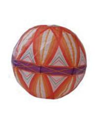 Papierballon Pattern Ball