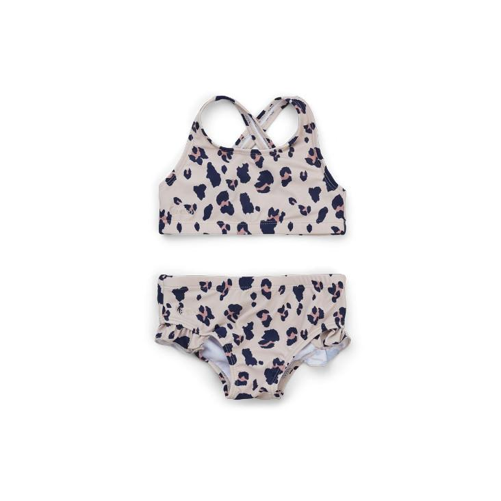 Juliet bikini - Leo beige beauty