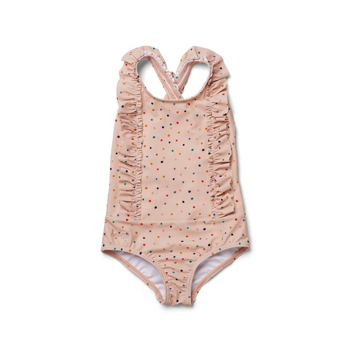 Liewood Moa Swimsuit Badekleid Confetti Mix