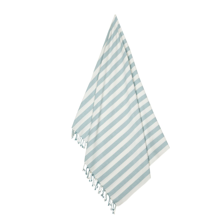 Liewood Mona Beach Towel Sea Blue
