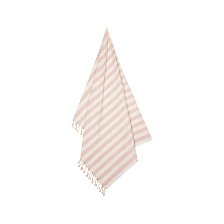 Liewood Mona Beach Towel Sorbet Rose