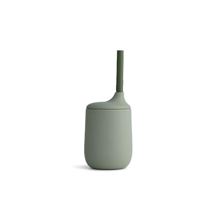 Liewood - Ellis Sippy Cup - Faune green/hunter green mix