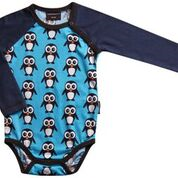 Body Maxomorra Pinguin blau
