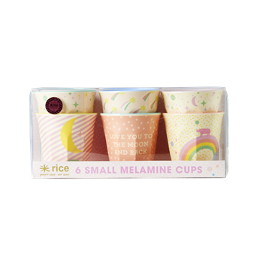 Rice Becher Universe 6er Set Girls