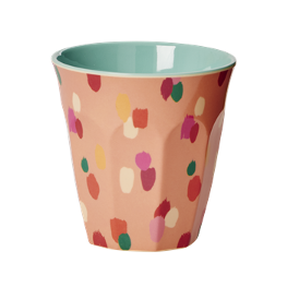 Rice Melamin Becher Dapper Dot Print