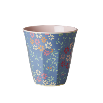 Rice Melamin Becher Wild Flower Print