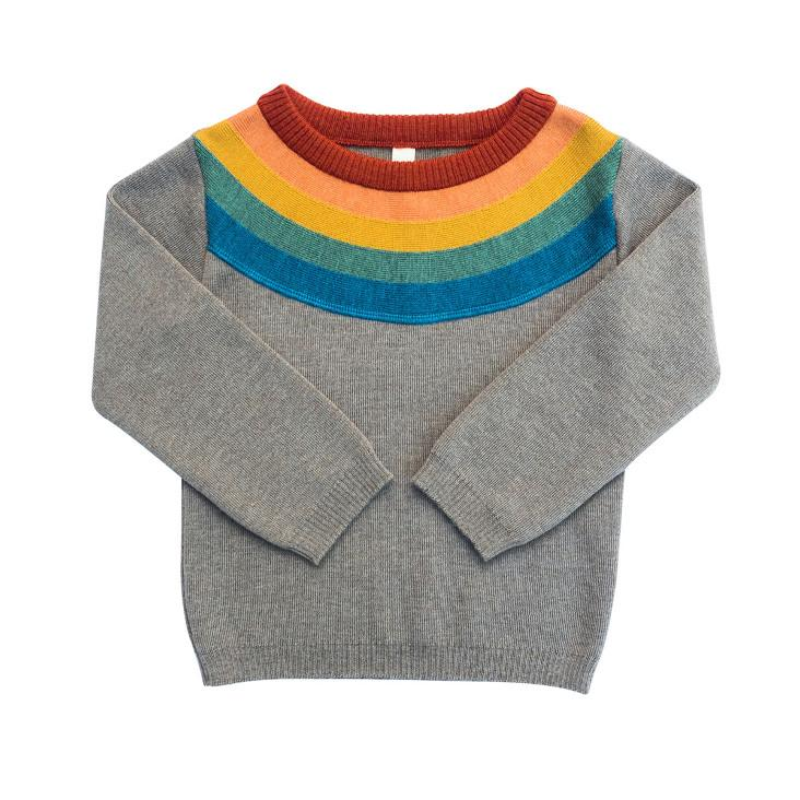 Strickpullover Rainbow