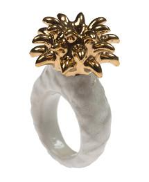Fingerring Ananas