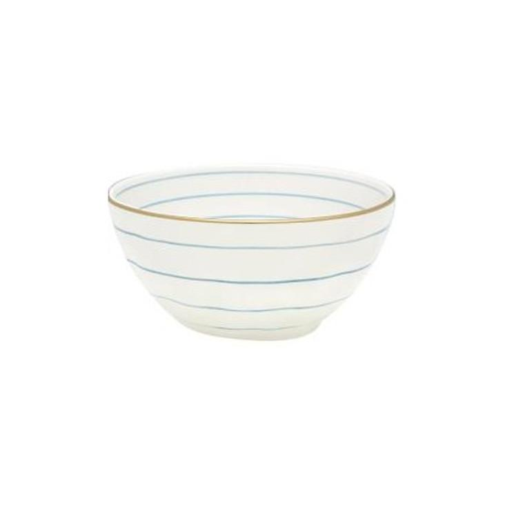 Greengate Bowl Sally pale blue