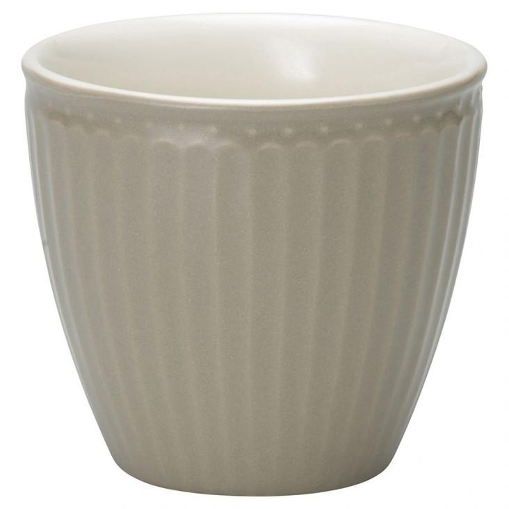 Greengate Tasse Alice warm grey