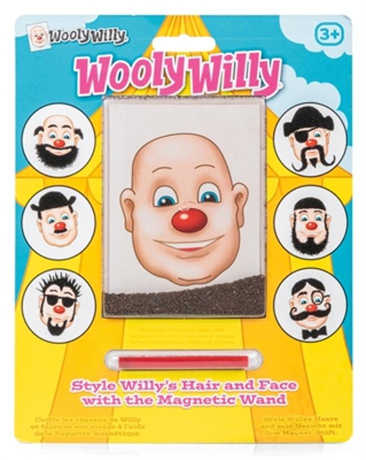 Magnetspiel WOOLY WILLY