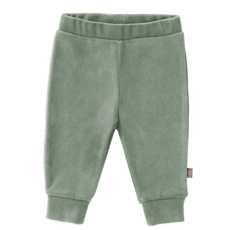 Babyhosen Velours Forest Green